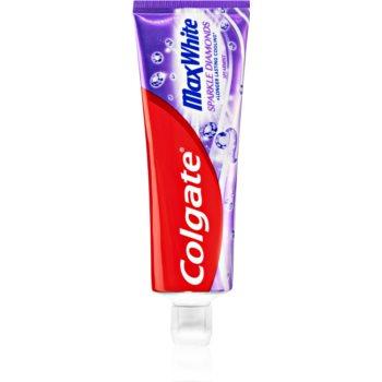 Colgate Max White Sparkle Diamonds pasta de dinti albitoare cu Fluor imagine produs