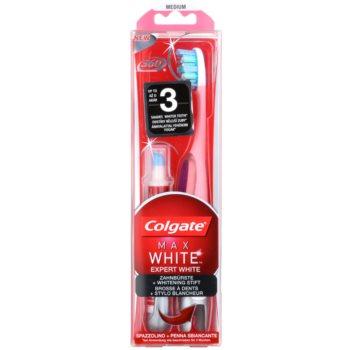 Colgate Max White Expert White set cosmetice I.