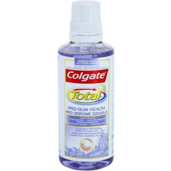 Colgate Total Pro Gum Health płyn do płukania jamy ustnej dla zdrowych zębów i dziąseł