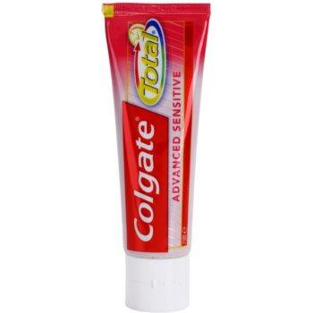 Colgate Total Advanced Sensitive паста для комплексного захисту чутливих зубів