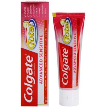 Colgate Total Advanced Sensitive zobna pasta za popolno zaščito občutljivih zob 1