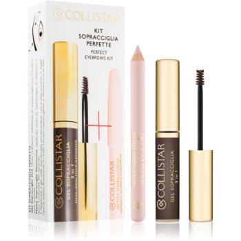 Collistar Perfect Eyebrows set de cosmetice I. pentru femei imagine produs