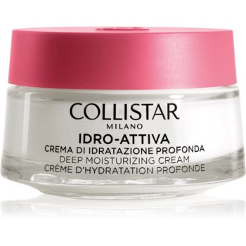 Collistar Idro-Attiva Deep Moisturizing Cream hydratační krém 50 ml