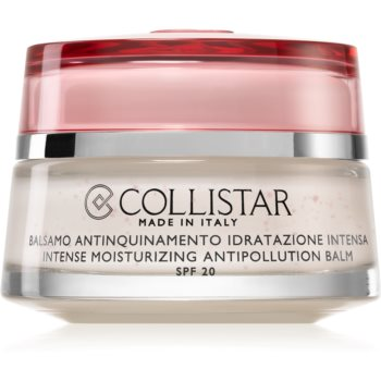 Collistar Idro-Attiva Intense Moisturizing Antipollution Balm balsam protector intens hidratant SPF 20