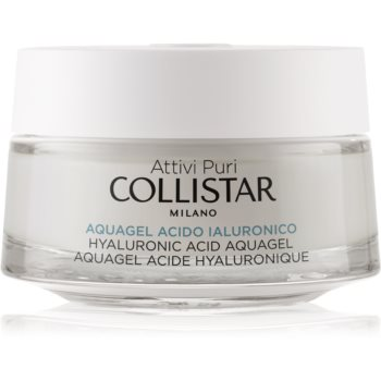 Collistar Pure Actives Hyaluronic Acid crema gel pentru hidratare. cu acid hialuronic  50 ml