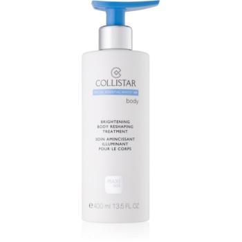 Collistar Special Essential White® HP creme de corp pentru fermitate efect de remodelare.