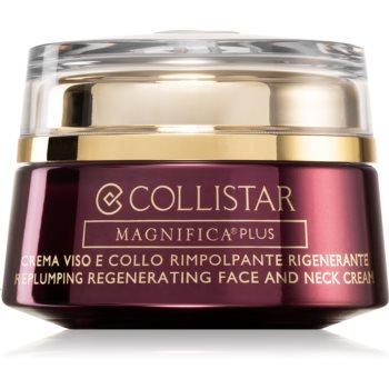 Collistar Magnifica Plus Replumping Regenerating Face and Neck Cream Cremã cu efect de netezire ?i fermitate pentru fa?ã ?i gât poza