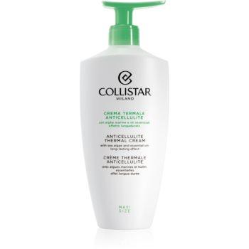 Collistar Special Perfect Body Anticellulite Thermal Cream zpevňující tělový krém proti celulitidě 400 ml