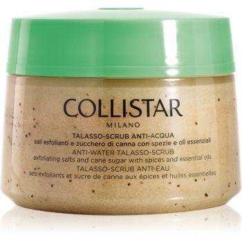 Collistar Special Perfect Body Anti-Water Talasso-Scrub exfoliant pentru corp cu sare de mare poza
