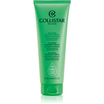 Collistar Special Perfect Body Talasso Shower Cream gel de dus revitalizant si hranitor cu extracte marine si uleiuri esentiale imagine produs