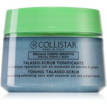 Collistar Special Perfect Body Toning Talasso-Scrub exfoliant de corp pentru matifiere poza