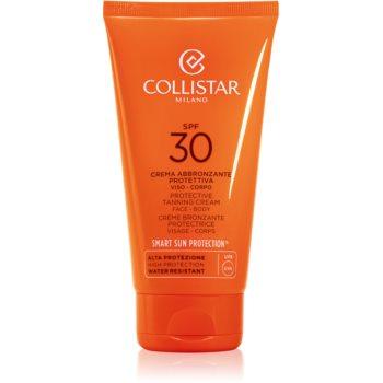 Collistar Sun Protection crema pentru protectie solara SPF 30