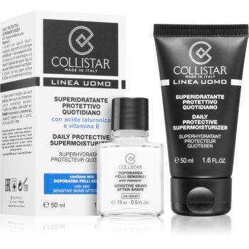 Collistar Daily Protective Supermoisturizer set de cosmetice V. pentru bãrba?i imagine produs