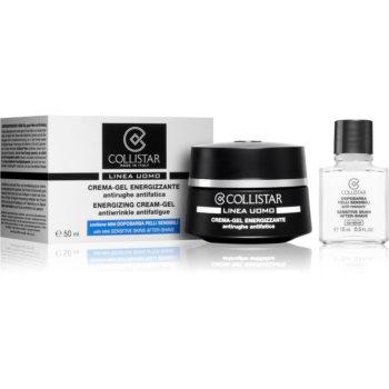 Collistar Energizing Cream-Gel set de cosmetice VI. pentru bãrba?i imagine produs