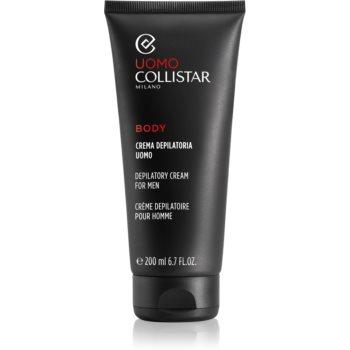 Collistar Depilatory Cream for Men crema depilatoare pentru barbati