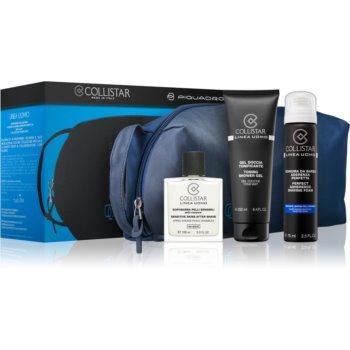 Collistar Man set cosmetice IX. (pentru piele sensibila )