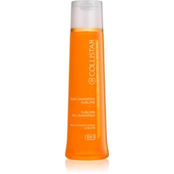 Fotografie Collistar Speciale Capelli Perfetti olejový šampon pro lesk a hebkost vlasů 250 ml