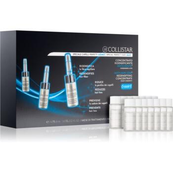 Collistar Special Perfect Hair Man Anti-Hair Loss Redensifying Concentrate ingrijire intensiva pentru intarirea parului imagine produs