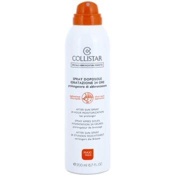 Collistar After Sun успокояващ спрей след слънчеви бани 1