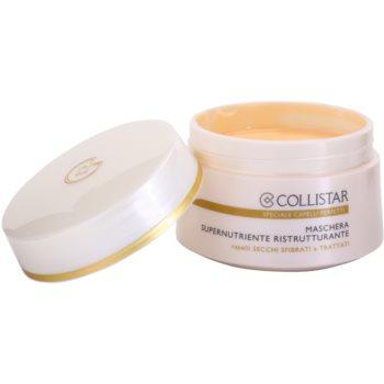 Collistar Speciale Capelli Perfetti подхранваща регенерираща маска за суха и крехка 1