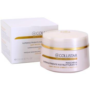 Collistar Speciale Capelli Perfetti подхранваща регенерираща маска за суха и крехка 2