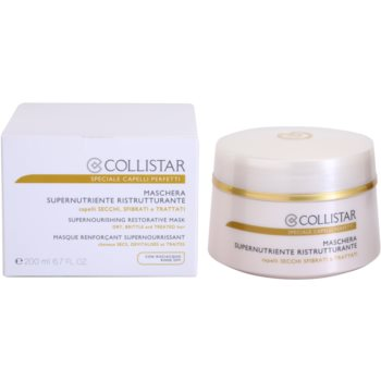 Collistar Speciale Capelli Perfetti подхранваща регенерираща маска за суха и крехка 3