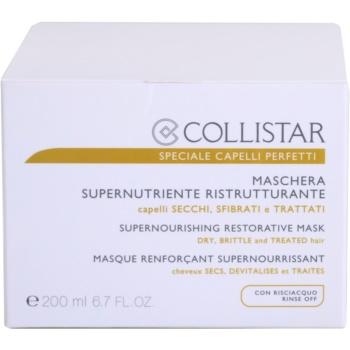 Collistar Speciale Capelli Perfetti подхранваща регенерираща маска за суха и крехка 4