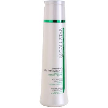 Fotografie Collistar Speciale Capelli Perfetti objemový šampon pro jemné, barvené vlasy 250 ml