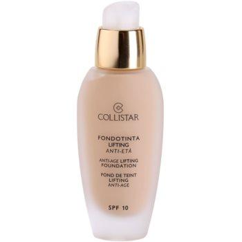 Collistar Foundation Anti-Age Lifting make-up s liftingovým účinkem SPF 10 odstín 2 Beige Sabbia 30 ml