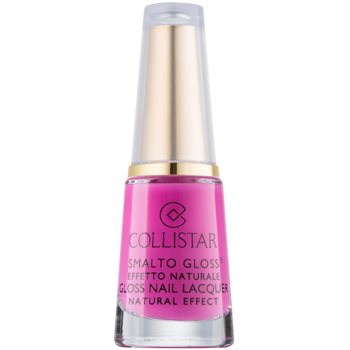 Collistar Smalto Gloss lac de unghii natural