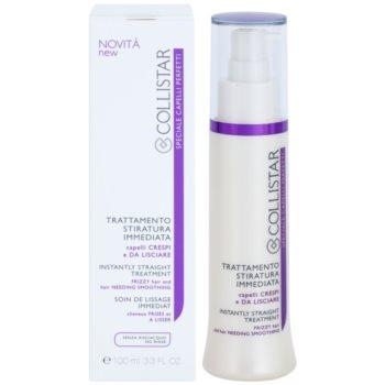 Collistar Instant Smoothing Line Filler Effect изглаждащ крем  за топлинно третиране на косата 2