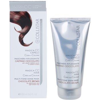 Collistar Magica CC подхранваща тонираща маска за тъмно кафява и светло кафява коса 2