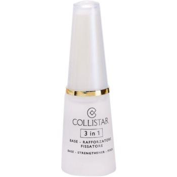Collistar Nails Base укрепващ лак за нокти
