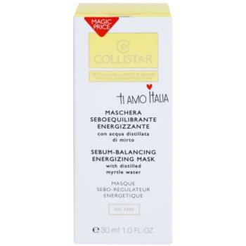 Collistar Special Combination And Oily Skins máscara para pele oleosa 2