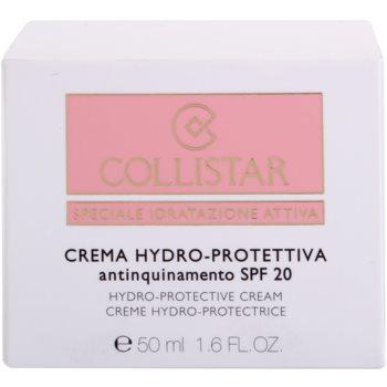 Collistar Special Active Moisture hydratisierende Schutzcreme SPF 20 4