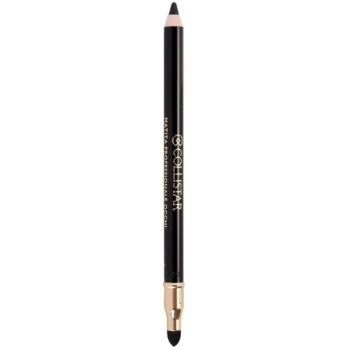 Fotografie Collistar Professional Eye Pencil tužka na oči odstín 1 Nero 1,2 ml