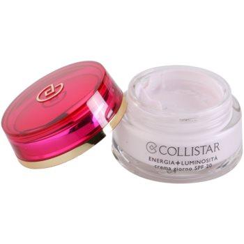 Collistar Special First Wrinkles denní protivráskový krém SPF 20 1