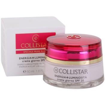 Collistar Special First Wrinkles creme de dia antirrugas SPF 20 2