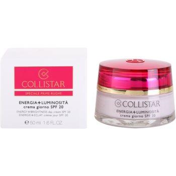 Collistar Special First Wrinkles creme de dia antirrugas SPF 20 3