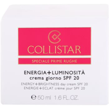Collistar Special First Wrinkles creme de dia antirrugas SPF 20 4