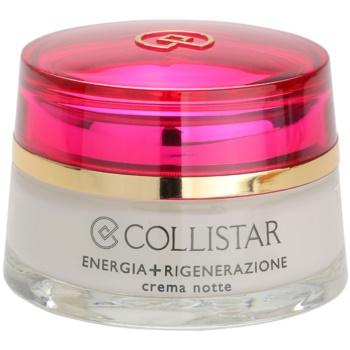 Fotografie Collistar Special First Wrinkles noční regenerační zpevňující krém pro citlivou pleť 50 ml