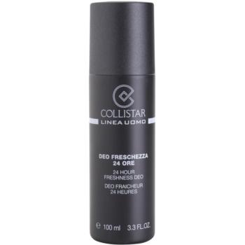 Collistar Man Deodorant Spray mit 24-Stunden-Schutz