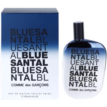Fotografie Comme Des Garcons Blue Santal parfemovaná voda unisex 100 ml