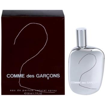 Comme des Garçons 2 eau de parfum unisex 50 ml