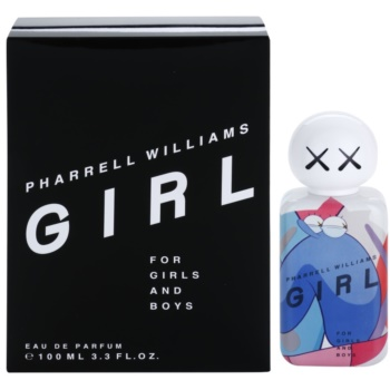 Fotografie Comme Des Garcons Girl (Pharrell Williams) parfemovaná voda unisex 100 ml