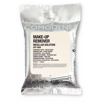 Comodynes Make-up Remover Micellar Solution servetele demachiante pentru tenul uscat imagine