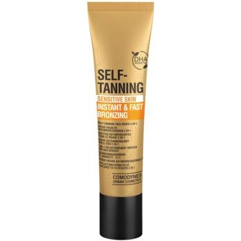 Comodynes Self-Tanning picaturi pentru bronzare fata