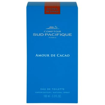 Comptoir Sud Pacifique Amour De Cacao toaletní voda pro ženy 4