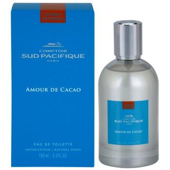 Comptoir Sud Pacifique Amour De Cacao toaletní voda pro ženy