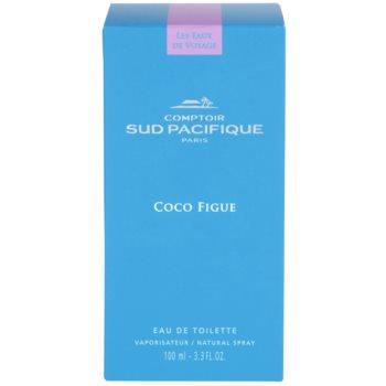 Comptoir Sud Pacifique Coco Figue eau de toilette nőknek 4